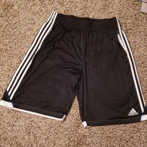 Mens XXL Adidas shorts 100% polyester